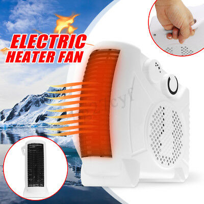 1450W Portable Electric Heater Fan Assisted Desktop Electric Panel Heating