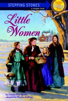 Little Women, Paperback by Kulling, Monica; Alcott, Louisa May, Brand New, Fr...