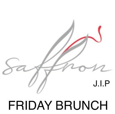 *** Saffron Friday Brunch @ Atlantis - Entertainer Dubai 2019  App E Voucher ***