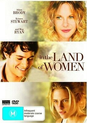 In the Land of Women - Brand New DVD Region 4