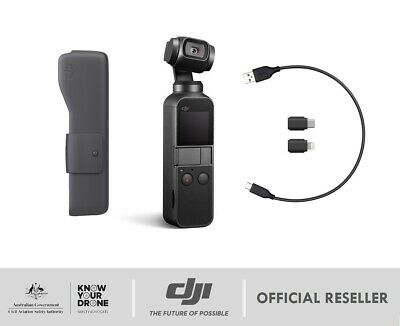 DJI OSMO POCKET Handheld Stabilized Action Camera 4K 60fps | IN STOCK | Genuine