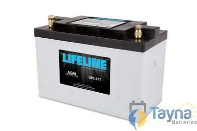 GPL-31XT Lifeline AGM Batterie