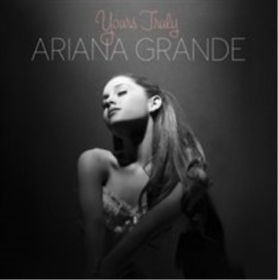 Ariana Grande-Yours Truly (UK IMPORT) CD NEW