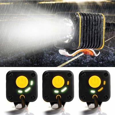 Waterproof XML T6 LED Mini USB 5000LM 4Modes Bicycle Light Head Bike Torch Lamps