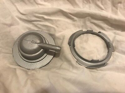 Oem 1971-73 Fuel Tank Vent Ford Mustang Mach 1 Fastback Coupe Boss Grande