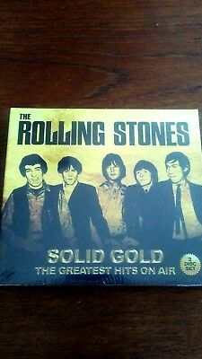 The Rolling Stones solid gold 2 cd's rare NEW