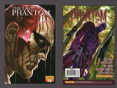 THE LAST PHANTOM #1 Dynamite Comic Book 2010