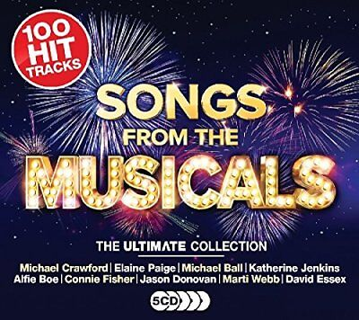 Ultimate Songs From The Musicals [CD]