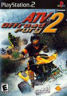 1 x Complete ATV Offroad Fury 2 - Playstation 2