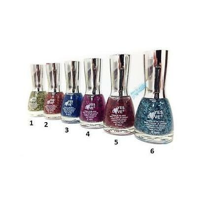 Vernis A ongles Transparent Effet Plumes - VERT - YES LOVE - 15ml - Port0€ - 4
