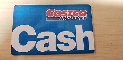 $0 Costco  Gift Card~NO Membership Require Warehouse access....