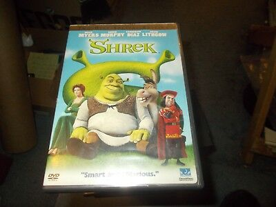 Shrek (Two-Disc Special Edition) FREE SHIPPING