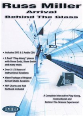 Russ Miller: Arrival Behind the Glass (UK IMPORT) CD NEW