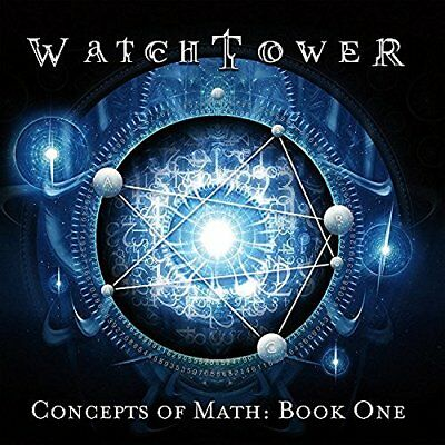 Watchtower-Concepts Of Math: Book One (Uk Import) Cd New