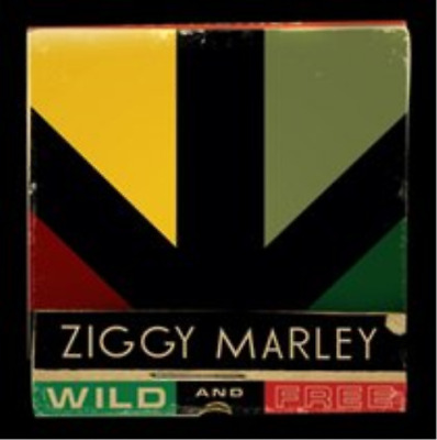 Ziggy Marley-Wild and Free (UK IMPORT) CD NEW