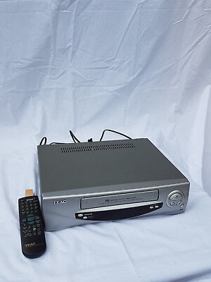 VHS - TEAC - Digital Auto Tracking - With Remote