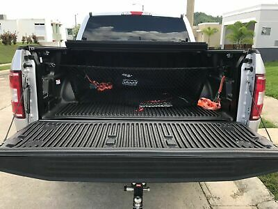 TrunkNets Inc Truck Bed Envelope Style Trunk Mesh Cargo Net for Ford F-150 F150 F 150 2015-2020 BRAND NEW