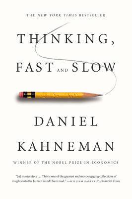 Thinking, Fast and Slow, by Daniel Kahneman (pdf)