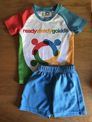 READY STEADY GO Uniform. Size 2. Perfect Condition