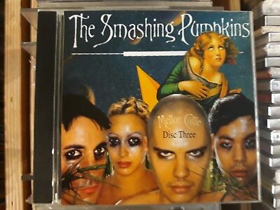 The Smashing Pumpkins Mellon Collie Disc Three CD Rare