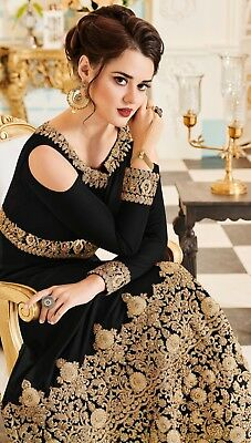 Latest trenIndian Salwar Kameez Pakistani Dress Anarkali Wedding Designer Ethnic