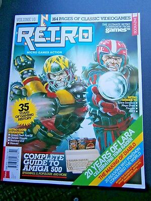 The Ultimate Retro Companion From Games (new) Vol 10