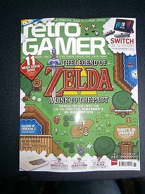 Retro Gamer Magazine Issue 165 (new) 2017