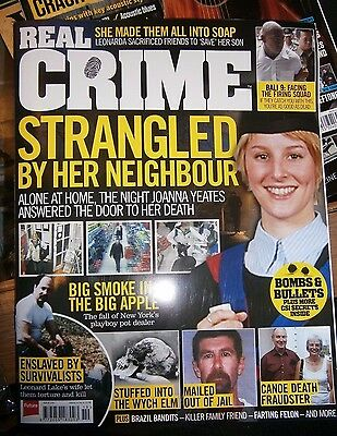 Real Crime Magazine issue 19 (new)