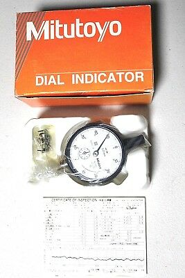 Mitutoyo Dial Indicator 0-10mm , 2046S ,Made in JAPAN