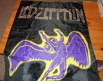LED ZEPPELIN Banner - 1993 Winterland productions Rock Express Made In Italy