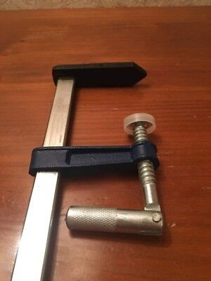 4no Bricklaying Building Profile Clamps (Heavy duty) 6mm steel heads *CHEAP*