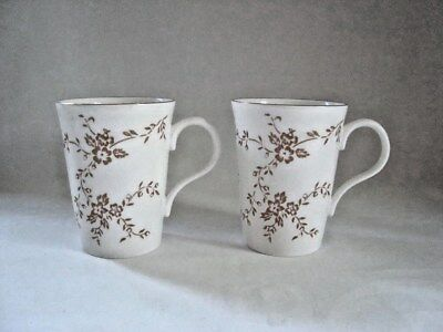 Laura Ashley 'Sweet Woodruff' Mugs x2