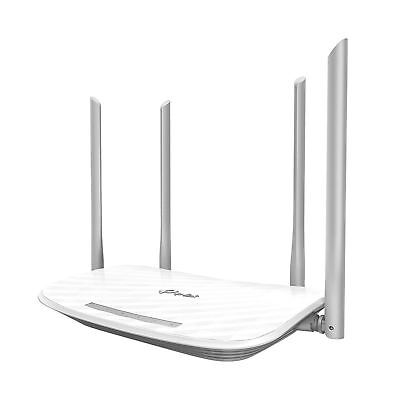 TP-Link Archer C50 AC1200 Wireless Dual Band Cable Router 1200Mbps UK Plug