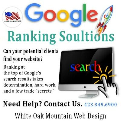 Google Ranking Solutions, Search Engine Optimization, SEO