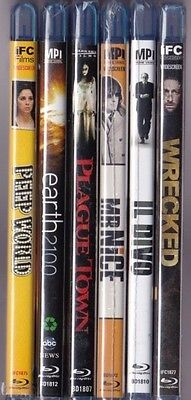 Blu ray Wholesale Lot of 5500 blu rays  6 titles 20 each SAVE BIG LOCAL PICK UP