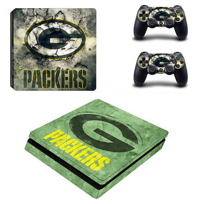 Vinyl Protector Skin 2 Controller Skins Creative Xbox One X Green Bay Packers 097
