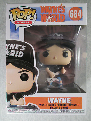 Wayne #684 - Funko POP! Vinyl Figure - Movies: Waynes World