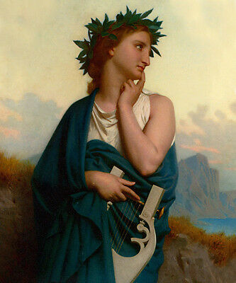 Philomela Fine Copy of William Bouguereau Hand Painted Oil Painting On Canvas