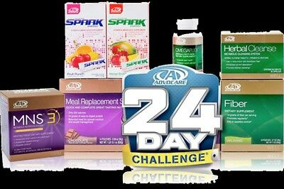 Advocare 24 Day Challenge FREE SHIPPING!