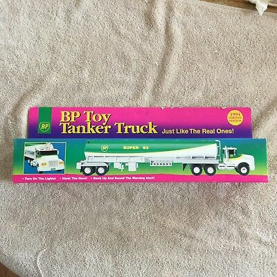 BP Toy Tanker Truck Super 93 1994 Limited Edition Children 4 and up