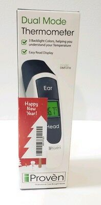 iProven Dual Mode Ear/Forehead Function Thermometer DMT-316