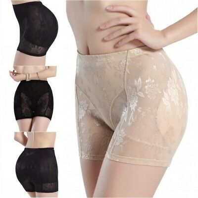 6b3d57db790d8 Women Bum Butt Lift Panties Padded Fake Hip Enhancer Body Shaper Brief  Underwear