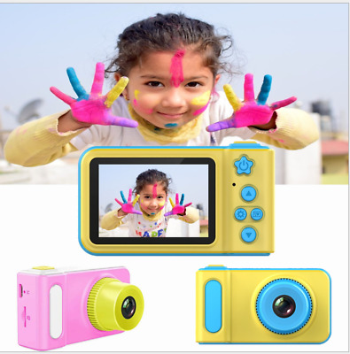 Waterproof Cameras Digital HD Camera 2 Inch Color Display Gift For Children Kids