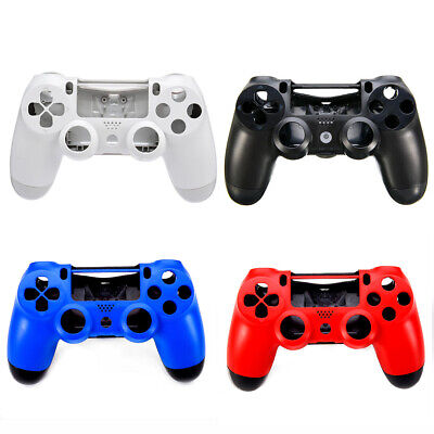 Front /Back Housing Shell Case Cover Replacement For PS4 Controller Dualshock 4