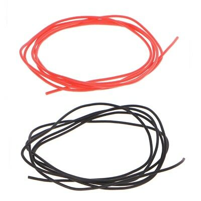 1M 28AWG Flexible Silicone Wire RC Cable Soft Resistant High Temperature