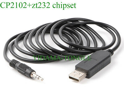 cp2102 usb serial rs232 to 3.5mm jack cable for galileo board console cable