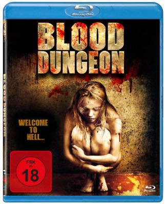 Blood Dungeon - (German Import) (Uk Import) Blu-Ray New