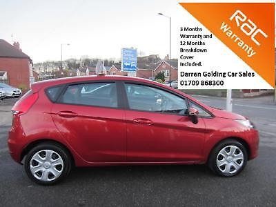 2010 '59' Ford Fiesta 1.4 Tdci 'Edge' ***£20 Road Tax***2 x Keys***Full MOT***