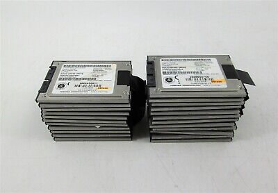 Lot of 6 Toshiba EKT 6510 Paper Desi Labels and Plastic Covers NEW!