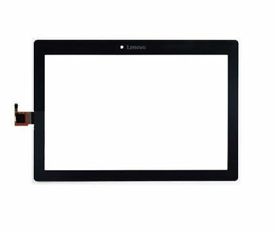 NEW Lenovo TAB 3 TB-X103F Tablet Touch Screen Digitizer Front Glass Lens Black